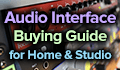 best audio interfaces for home and studio recording