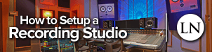 How to Setup a Recording Studio