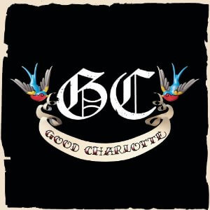 good charlotte self-title album cover