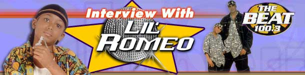 lil romeo interview