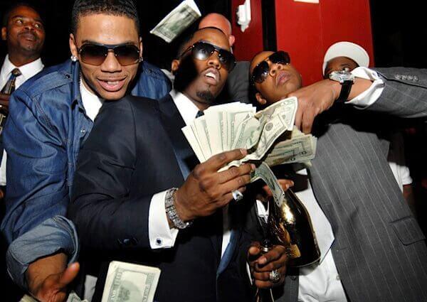 rich rappers