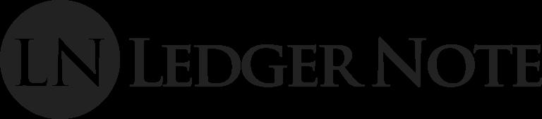 ledgernote logo about