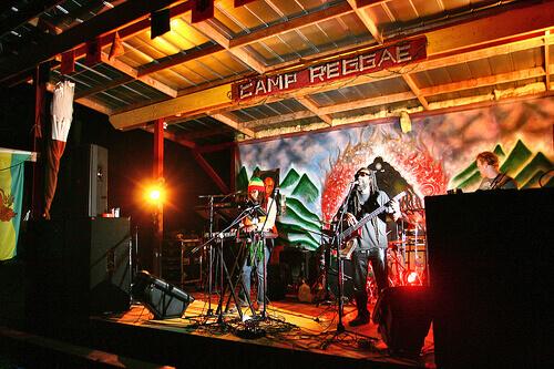 camp reggae