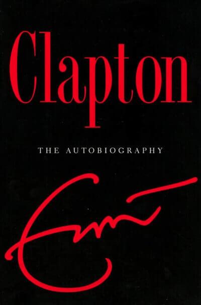 clapton autobiography
