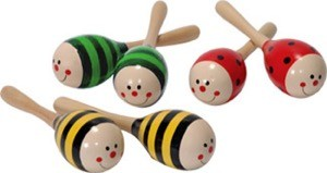 kids maracas percussion