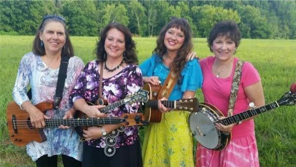 new coon creek girls