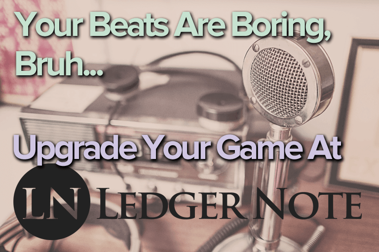 upgrade your game at ledger note