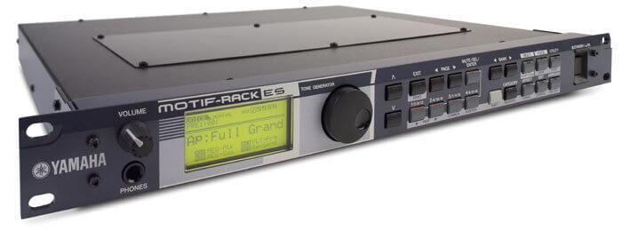 yamaha motif rack sound bank