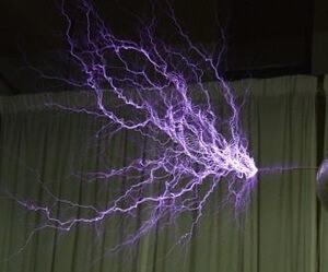 evil electricity