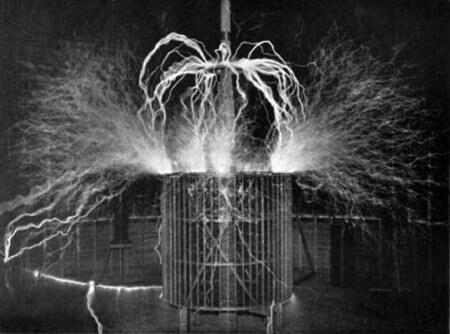 tesla electricity