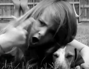 juliet loves robert the dog
