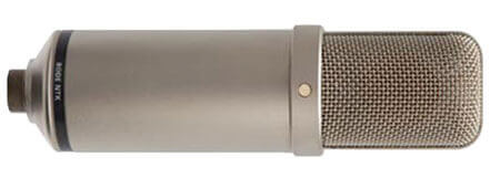 rode ntk condenser microphone - best choice for home vocal recording