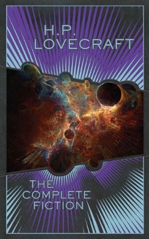 lovecraft complete fiction