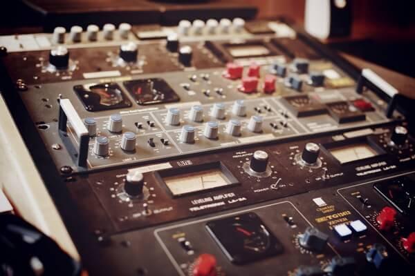 mixing rack