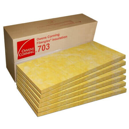 owens corning 703 rigid fiberglass