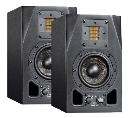Adam A3X studio monitor pair