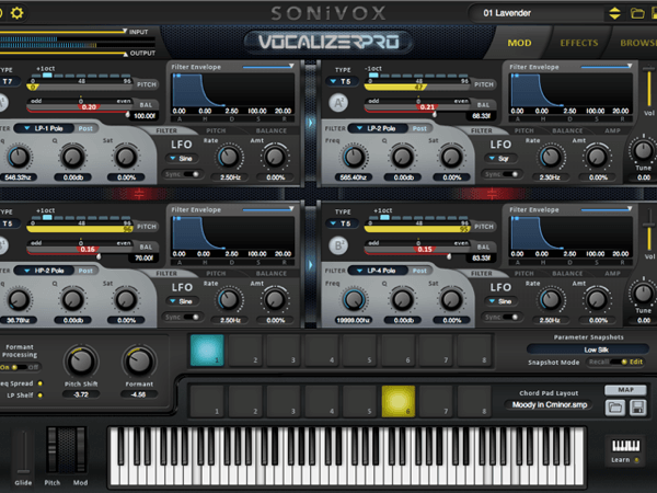 Vocalizer dubstep vocoder plugin