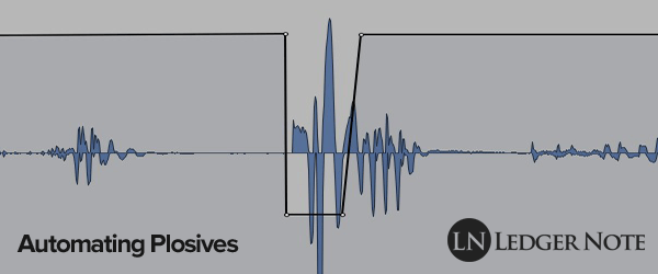 automating plosives