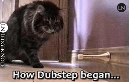 cat door stopper how dubstep began