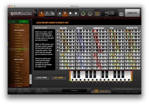 chord tool