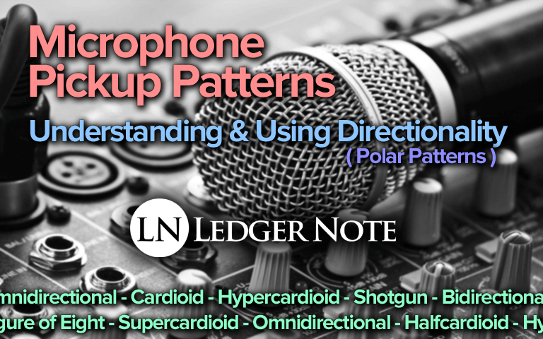 microphone pickup patterns