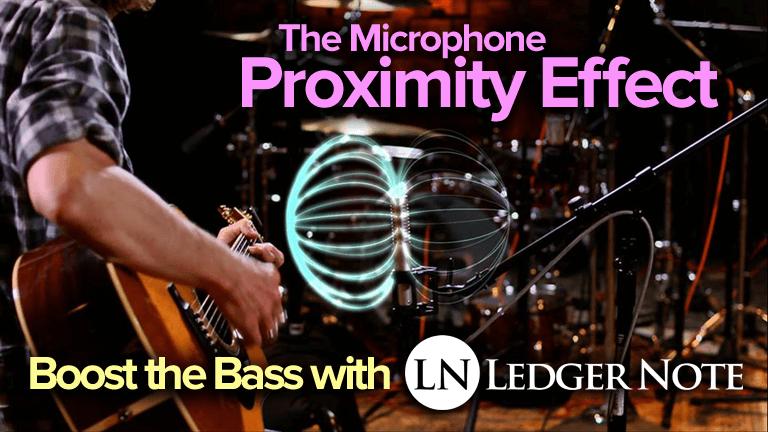 microphone proximity effect