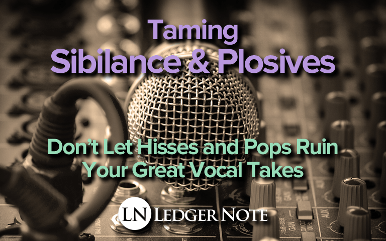 taming sibilance and plosives