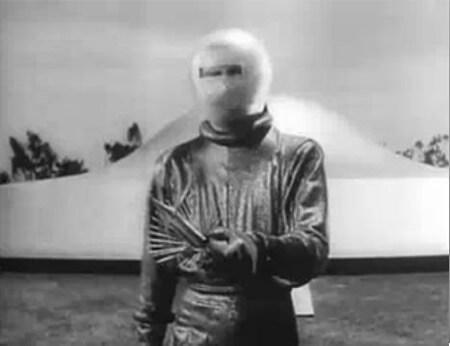Klaatu Day the Earth Stood Still