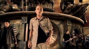 linkin park in the end video screenshot