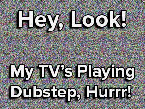 TV dubstep