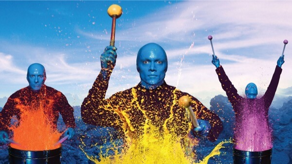 blue man group sued