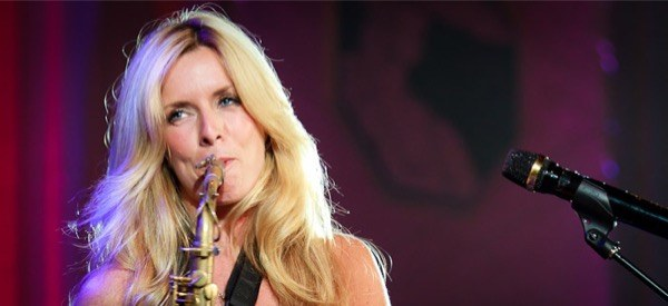 candy dulfer saxophone player