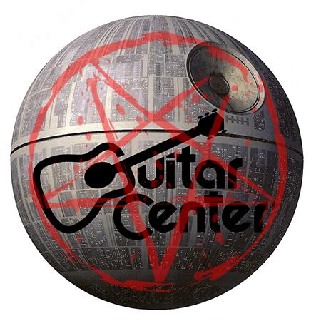 guitar center satan