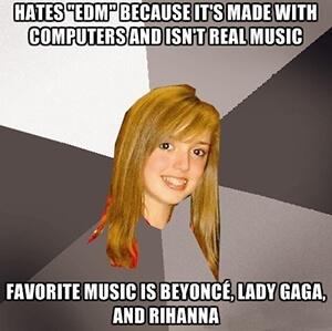 hates on dubstep