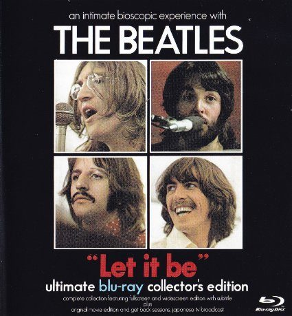 let it be documentary by the beatles