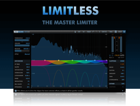 limitless the master limiter
