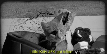 kitty jfk assassinated
