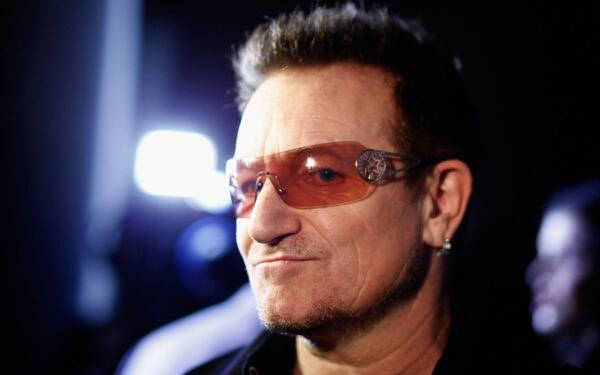 Bono top 10 richest rock stars