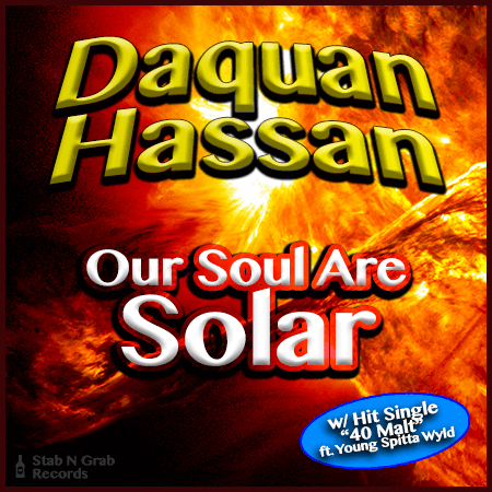 daquan hassan are soul are solar
