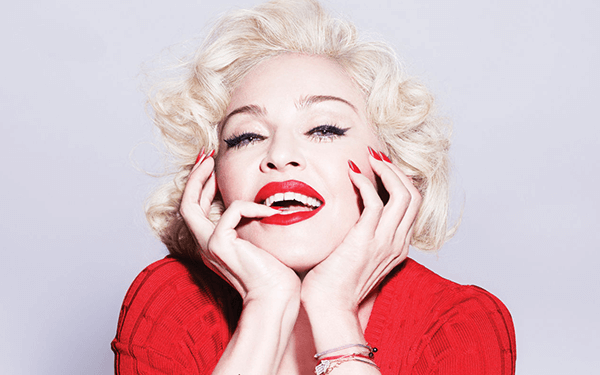 Madonna has had such longevity in the pop music genre that she's a best-selling artist easily