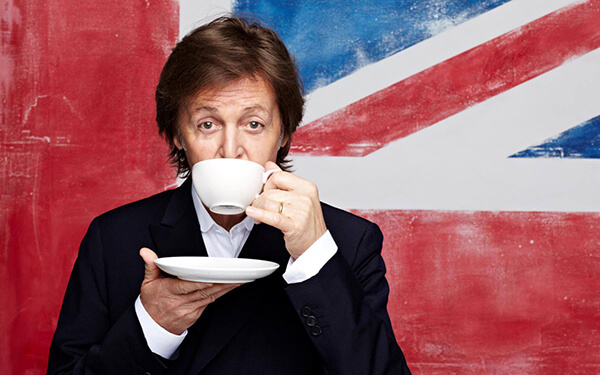 Paul McCartney richest rock star in the world