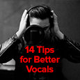 14 tips to better vocal recording and mixing