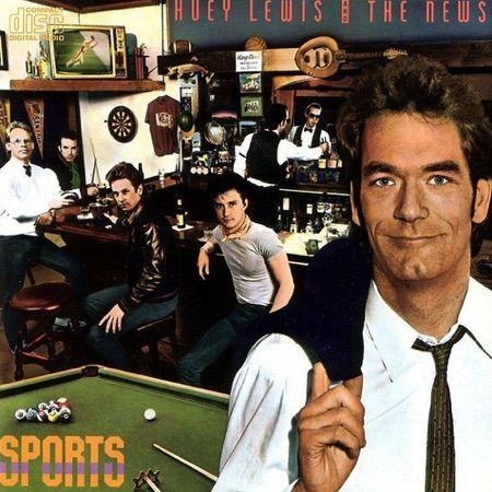 huey lewis sports album cover