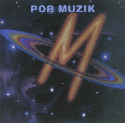 m pop muzik album cover