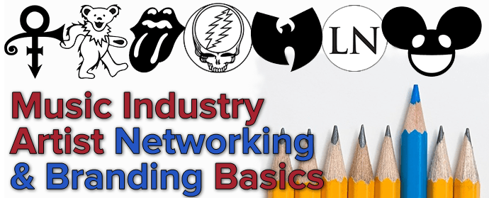 music industry artist networking and branding basics
