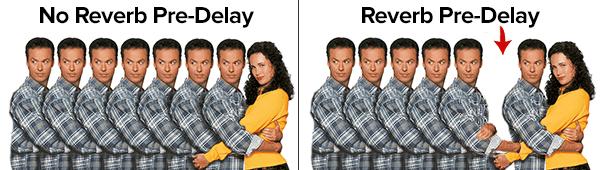 reverb pre-delay
