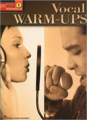 vocal warm ups hal leonard pro vocal