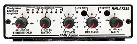 FMR Really Nice Leveling Amplifier