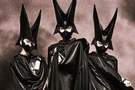 babymetal heavy metal costumes