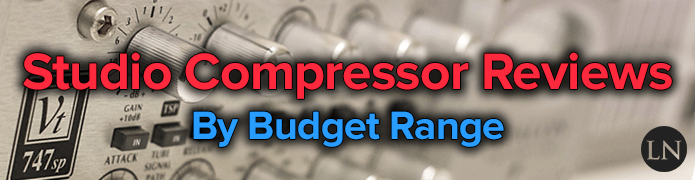 studio compressor reviews by budget range